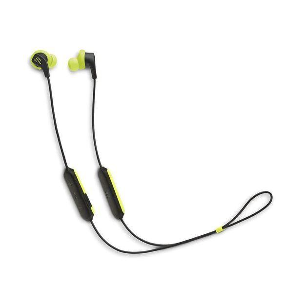 JBL Endurance RUNBT Sweatproof Wireless In-Ear Sport Headphones - Yellow image