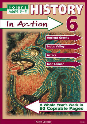 History in Action: Bk. 6 by Karen Cooksey image