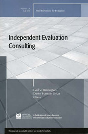 Independent Evaluation Consulting