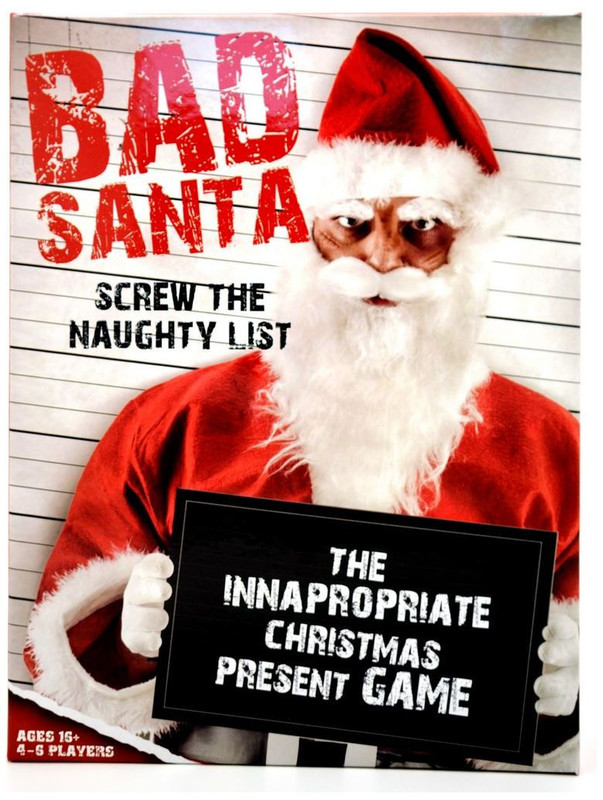 Bad Santa - Party Game