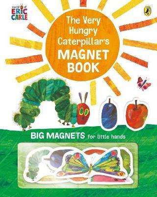 The Very Hungry Caterpillar's Magnet Book by Eric Carle image