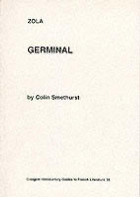 "Zola: ""Germinal"" by Colin Smethurst image"