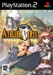 Atelier Iris: Eternal Mana for PlayStation 2