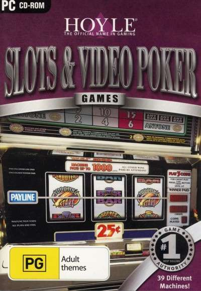Hoyle Slots and Video Poker for PC Games