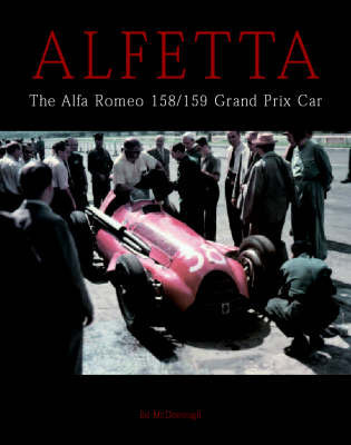 Alfa Romeo 158 and 159 by Ed McDonough