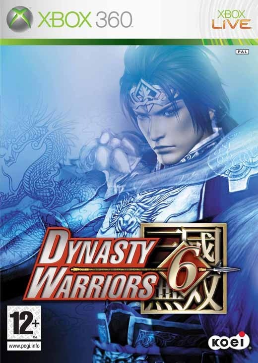 Dynasty Warriors 6 for Xbox 360