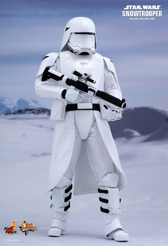 """Star Wars: The Force Awakens - 12"""" First Order Snowtrooper Figure"""