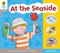 Oxford Reading Tree: Floppy Phonics Sounds & Letters Level 1 More a At the Seaside by Roderick Hunt