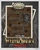 Savage Worlds: Weird War I - Bridge/Trenches Combat Map