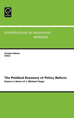 The Political Economy of Policy Reform image