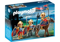 Playmobil: Knights - Royal Lion Knights
