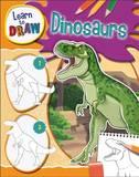 Learn to Draw: Dinosaurs by Jorge Santillan