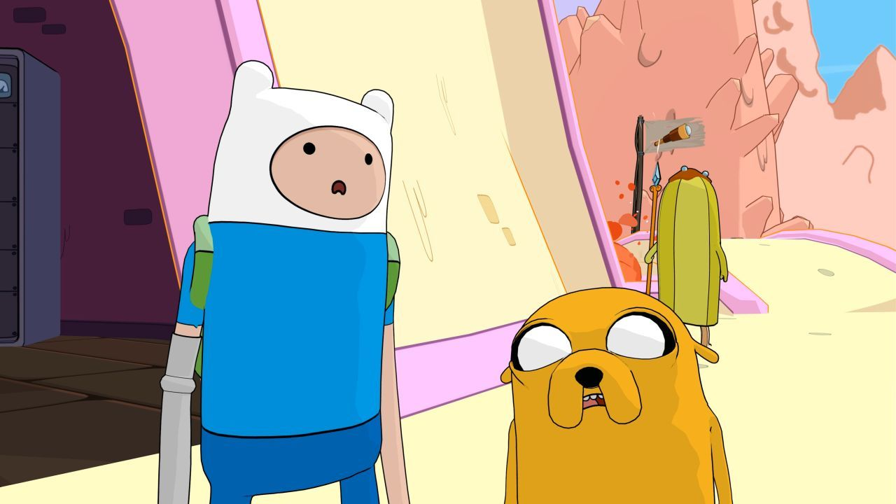 Adventure Time: Pirates of the Enchiridion for Nintendo Switch image