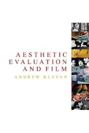 Aesthetic Evaluation and Film by Andrew Klevan image