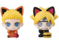 Petit Chara!: Boruto Manekineko - Mini-Figure Set