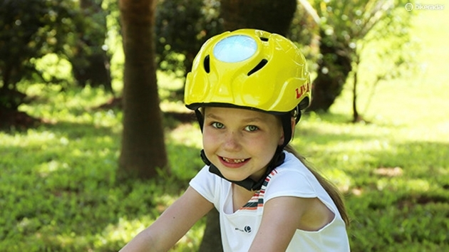 Livall: KS2 Smart Kids Helmet - Yellow image
