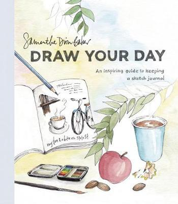 Draw Your Day by Samantha Dion Baker image