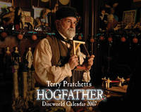 Terry Pratchett's Hogfather Discworld Calendar 2007 by Terry Pratchett image