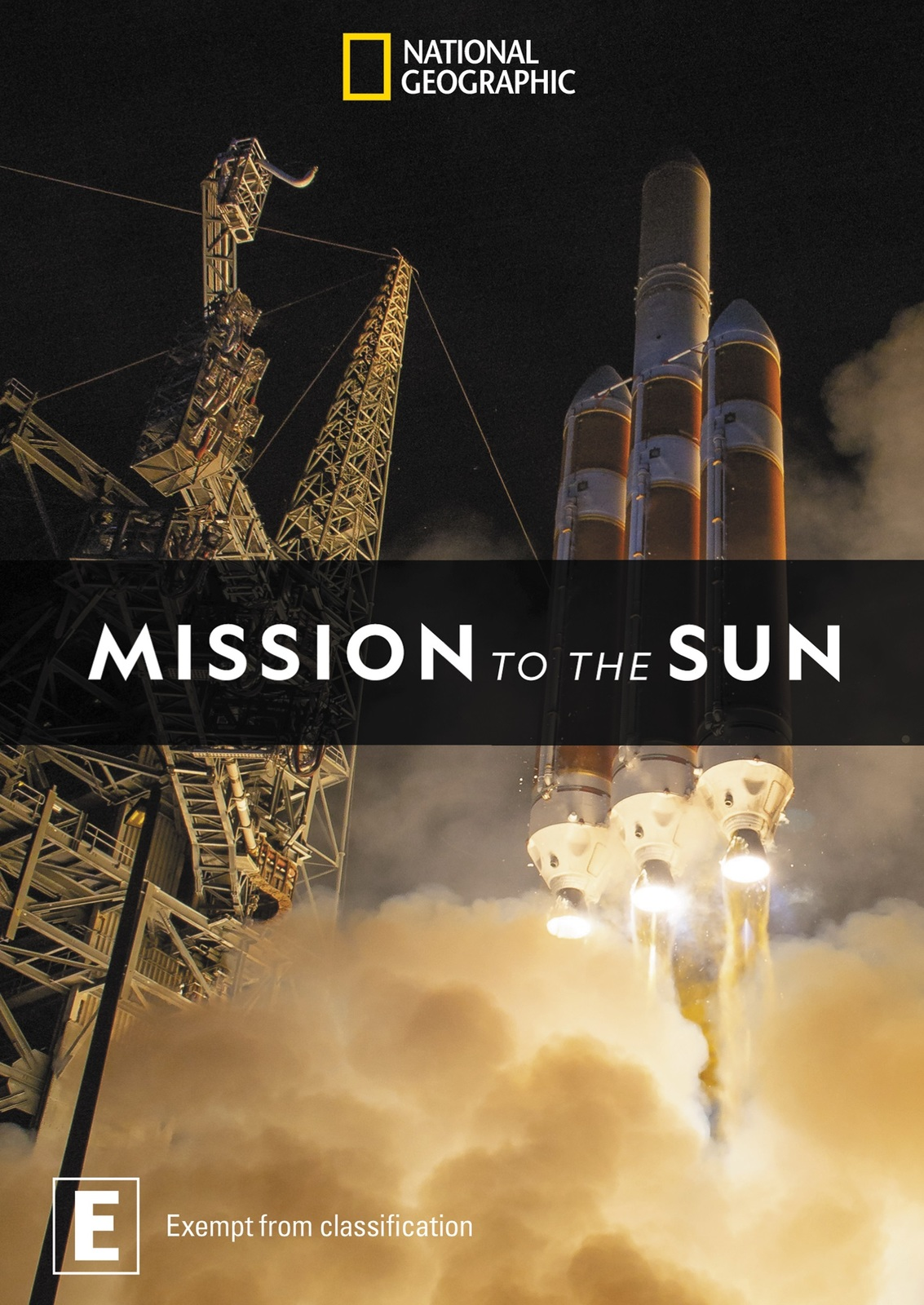 Mission To The Sun on DVD image