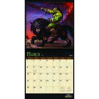 World of Warcraft 2020 Square Wall Calendar image