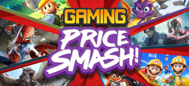 Gaming Price Smash!