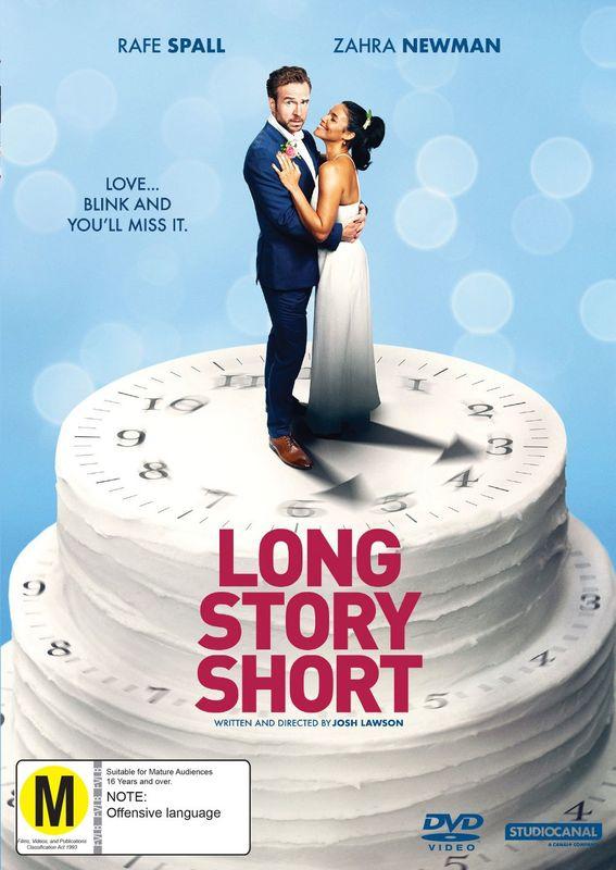 Long Story Short on DVD