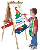 Melissa & Doug: Deluxe Double Sided Easel