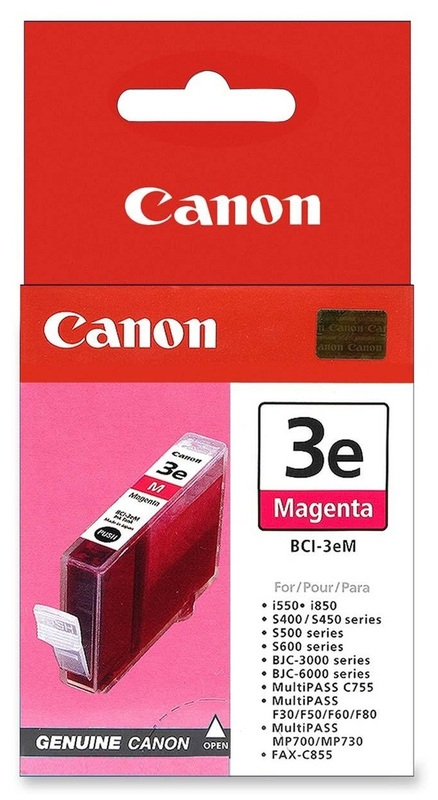 Canon Ink Cartridge BCI-3EM Magenta
