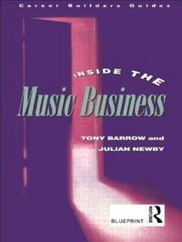 Inside the Music Business by Julian Newby image