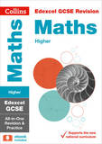 Edexcel GCSE Maths Higher Tier: All-In-One Revision and Practice