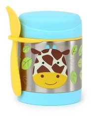 Skip Hop: Zoo Insulated Food Jar - Giraffe