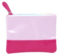 Pink Poppy: Colour My World Coin Purse - Lilac