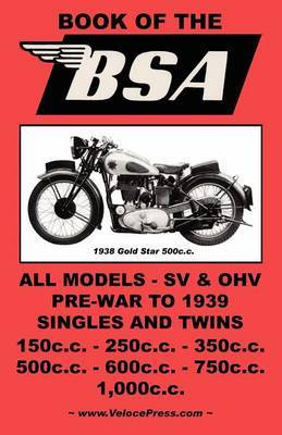 THE Book of the Bsa - an Owners Workshop Manual for image