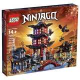 LEGO Ninjago - Temple of Airjitzu (70751)