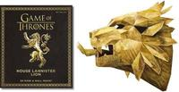 Game of Thrones Mask: House Lannister Lion by Wintercroft