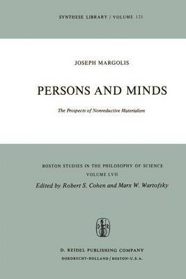 Persons and Minds by Joseph Margolis