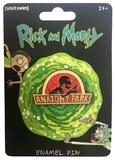 Rick and Morty - Anatomy Park Enamel Pin