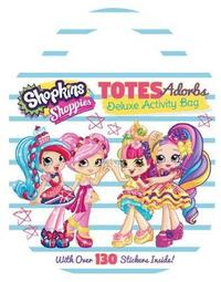 Shopkins Shoppies: Totes Adorbs Deluxe Activity Bag