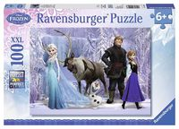 Ravensburger : Disney Snow Queen Puz 100pc