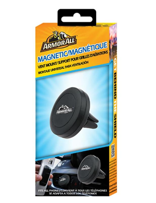 Armor All: Magnetic Phone Vent Mount
