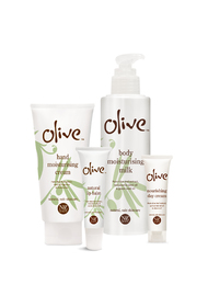Olive: Feed Your Skin Natually Pamper Pack