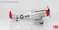 """Hobby Master: 1/48 P-47D 42-26044 """"Silver Lady"""""""