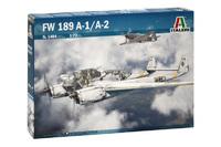 Italeri 1/72 Focke Wulf FW189 A1 - Scale Model Kit