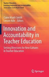 Innovation and Accountability in Teacher Education image