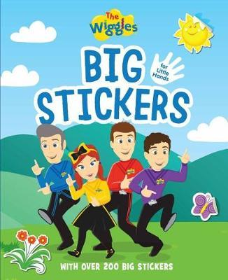 The Wiggles: Big Stickers for Little Hands by The Wiggles