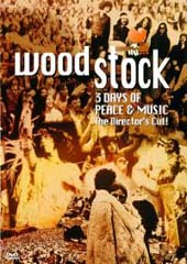 Woodstock Director's Cut on DVD