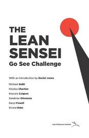 The Lean Sensei by Nicolas Chartier