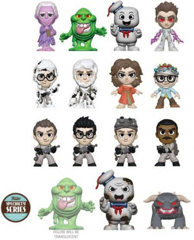 Ghostbusters - Mystery Minis - [Speciality Series] (Blind Box)