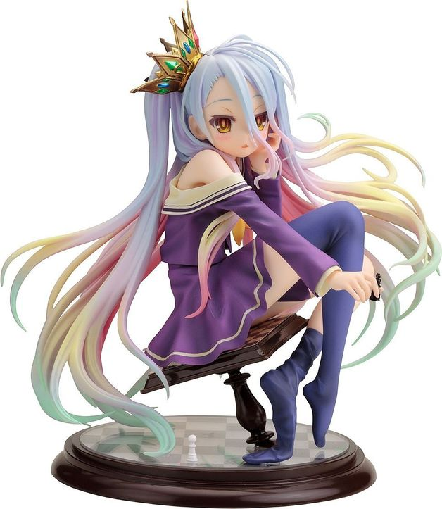No Game No Life: 1/7 Shiro - PVC Figure