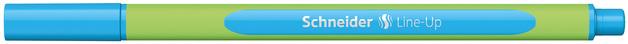 Schneider: Fineliner Line-Up 0.4mm - Mineral Blue